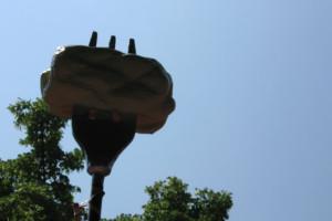 Forchettone con Gnocco